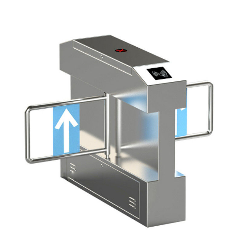 ODM RFID Counter Swing Pedestrian Turnstile Gate Torniquete Entrance Electronic
