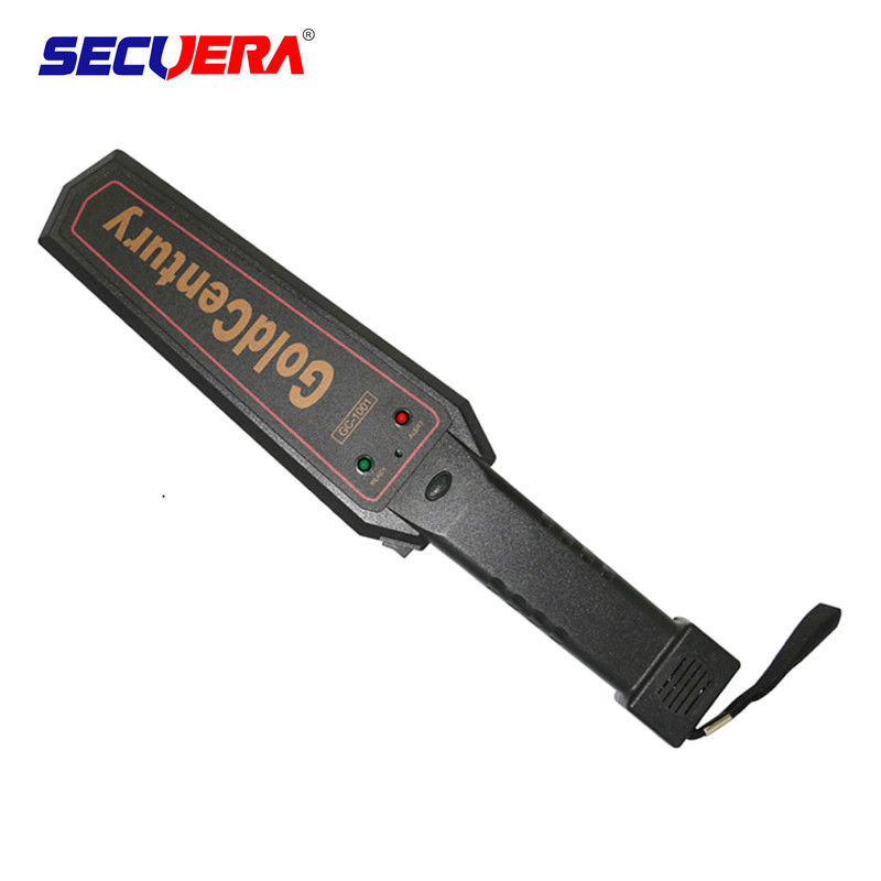 Handheld Metal Detector, Gold Century GC1001 For Body Security Checking Handheld Metal Scanner full body metal detectors
