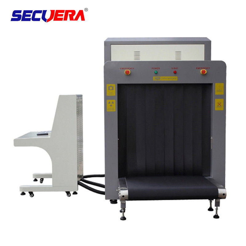 19inch LCD display 10080 x ray luggage scanner x ray baggage scanner equipment for station airport hotel express company