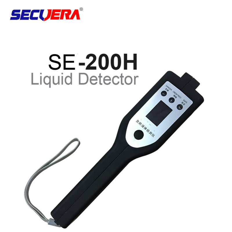 3 VAC Airport Security Scanner Portable Dangerous Liquid Detector For Safty Guard