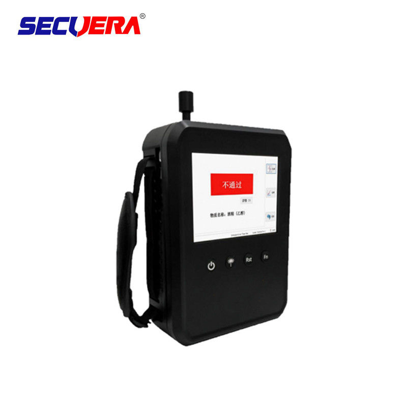 Dangerous Chemical Liquid Detector Airport Security Scanner 3 Years Warranty