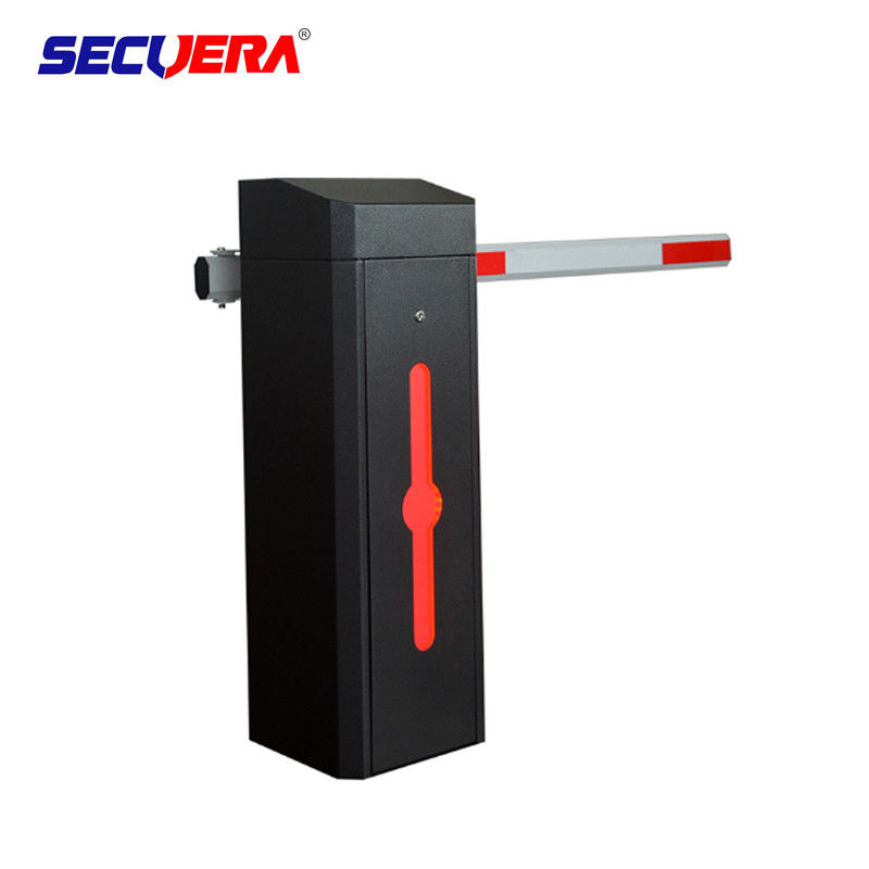 120W Parking Boom Barrier Gate , Access Control Turnstile 10 Million Times Servo Torque Motor